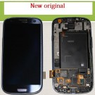 Galaxy S3 Lcd Digitizer+Full housing Assembly I9300